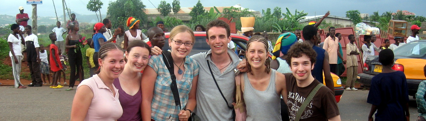 Volunteering Programs and Internships in Ghana