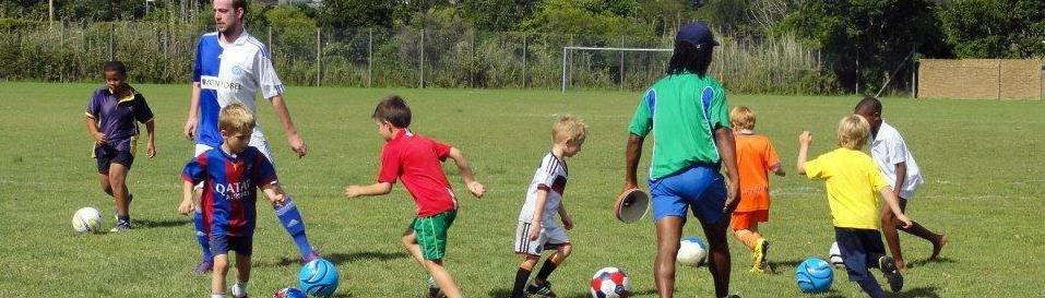 Coach Sports to Disadvantaged Children Abroad